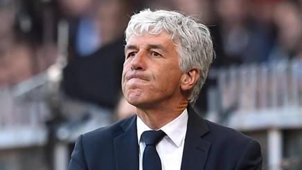 Gian Piero Gasperini, allenatore del Genoa. Ansa