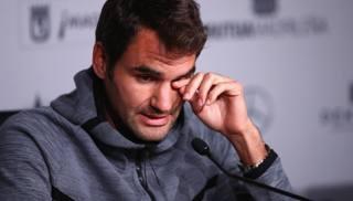 Roger Federer, 34 anni. Getty Images