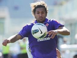 Alessio Cerci, 28 anni, attaccante del Genoa, alla Fiorentina dal 2010 al 2012. Ansa
