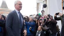 Claudio Ranieri, 64 anni, allenatore Leicester. AFP