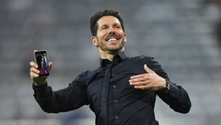 Diego Simeone, 46 anni. Getty