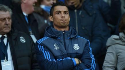 Cristiano Ronaldo, 31 anni, attaccante Real Madrid. AFP
