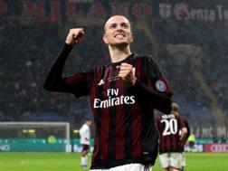Luca Antonelli , 29 anni, difensore Milan. FORTE FABRIZIO