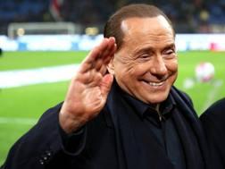 Silvio Berlusconi, 79 anni, da 30 presidente del Milan. Forte