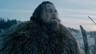Leonardo Di Caprio nel film