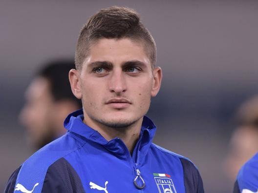 Marco Verratti, 23 anni. Lapresse