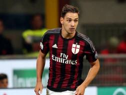 Mattia De Sciglio, 23 anni, difensore del Milan. FORTE FABRIZIO