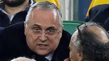 Claudio Lotito, 58 anni. ANSA