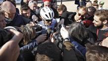 Occhi puntati su Fabian Cancellara, 30 anni. Bettini