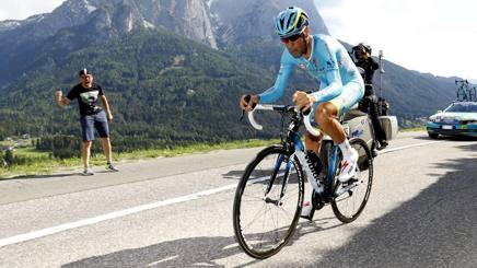 Vincenzo Nibali, 31 anni