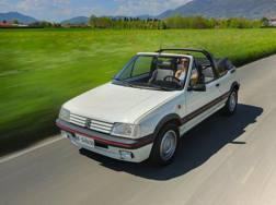 La Peugeot 205 CTi