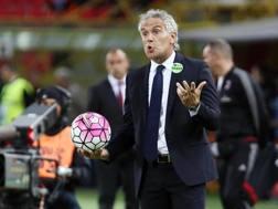 Roberto Donadoni, 52 anni. Ansa