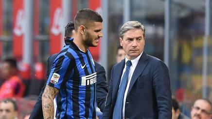 Mauro Icardi, 23 anni, attaccante Inter. Getty Images