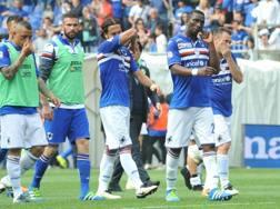 Sampdoria,  momento difficile. Ansa