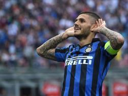 Mauro Icardi, 23 anni, 16 gol in campionato. Getty