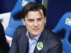 Vincenzo Montella, 41 anni. LaPresse
