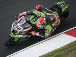 Tom Sykes, 30 anni, pilota britannico della Superbike. Getty Images