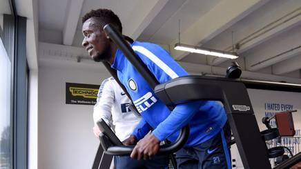 Assane Gnoukouri, classe '96 dell'Inter. Getty
