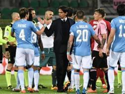Simone Inzaghi, 40 anni, allenatore Lazio. ANSA