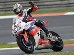 Nicky Hayden alla prima vittoria in Sbk. Alex Photo