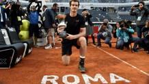 Andy Murray, 29 anni oggi,. Afp