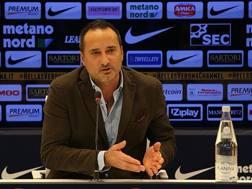 Maurizio Setti, 52 anni, presidente del Verona
