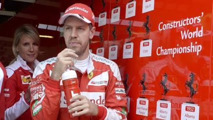 Sebastian Vettel, 28 anni. Colombo