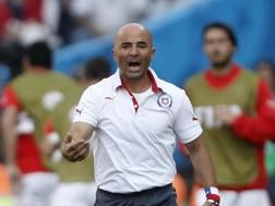 Jorge Sampaoli, 56 anni. Epa