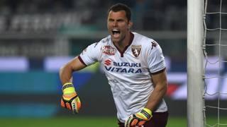 Daniele Padelli, portiere del Torino. Getty