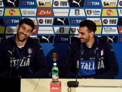 Marco Benassi e Davide Zappacosta. Getty