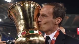 Massimiliano Allegri, 48 anni, allenatore Juventus. Afp