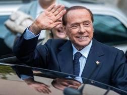 Silvio Berlusconi, 79 anni. Lapresse