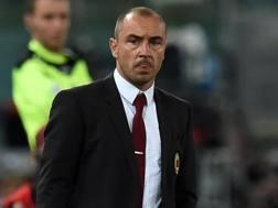Cristian Brocchi, 40 anni, allenatore del Milan. Getty Images