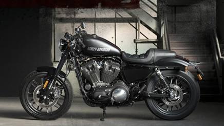 La Harley-Davison Roadster