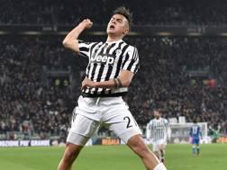Paulo Dybala, 22 anni, attaccante Juventus. ANSA