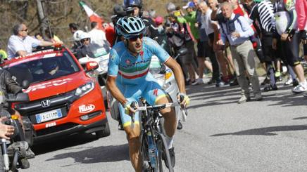 Vincenzo Nibali, 31 anni. Bettini