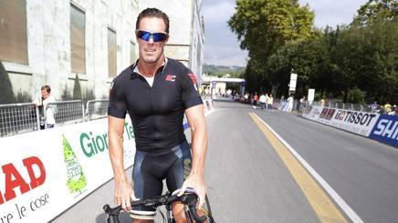 Mario Cipollini, 49 anni. Bettini