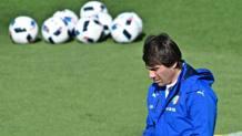 Antonio Conte, 46 anni.  Ansa
