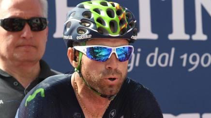 Alejandro Valverde, 36 anni. Ansa