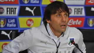 Il c.t. della Nazionale, Antonio Conte. Ansa