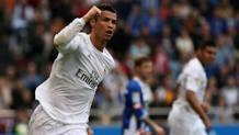 Cristiano Ronaldo, 31 anni, al Real Madrid dal 2009. Afp
