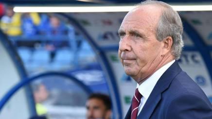 Giampiero Ventura, 68 anni. Ansa