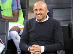Luciano Spalletti, 57 anni, allenatore Roma. LaPresse