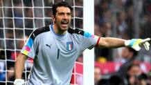 Gigi Buffon. Forte