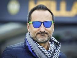 Maurizio Setti, 52 anni, presidente del Verona. LaPresse