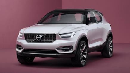 La concept Volvo 40.1