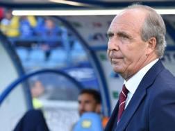 L'ex tecnico del Torino, Giampiero Ventura. Ansa