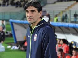 Ivan Juric, 40 anni, allenatore croato del Crotone. LaPresse