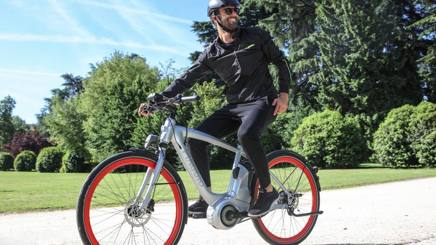 La Piaggio Wi-Bike