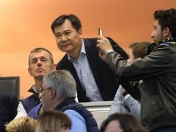 Zhang Jindong, presidente del Suning Commerce Group. Ansa